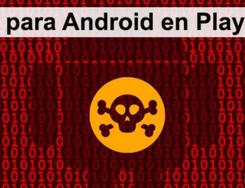 Malware para Android en Play Store