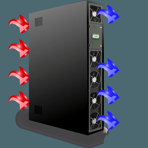 Refrigeración - Data Center - Ateinco - Consultoría, Outsourcing y Seguridad Informática en Madrid