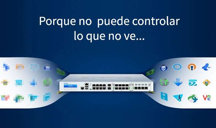 Control de aplicaciones - Firewall - Sophos - Ateinco Informática