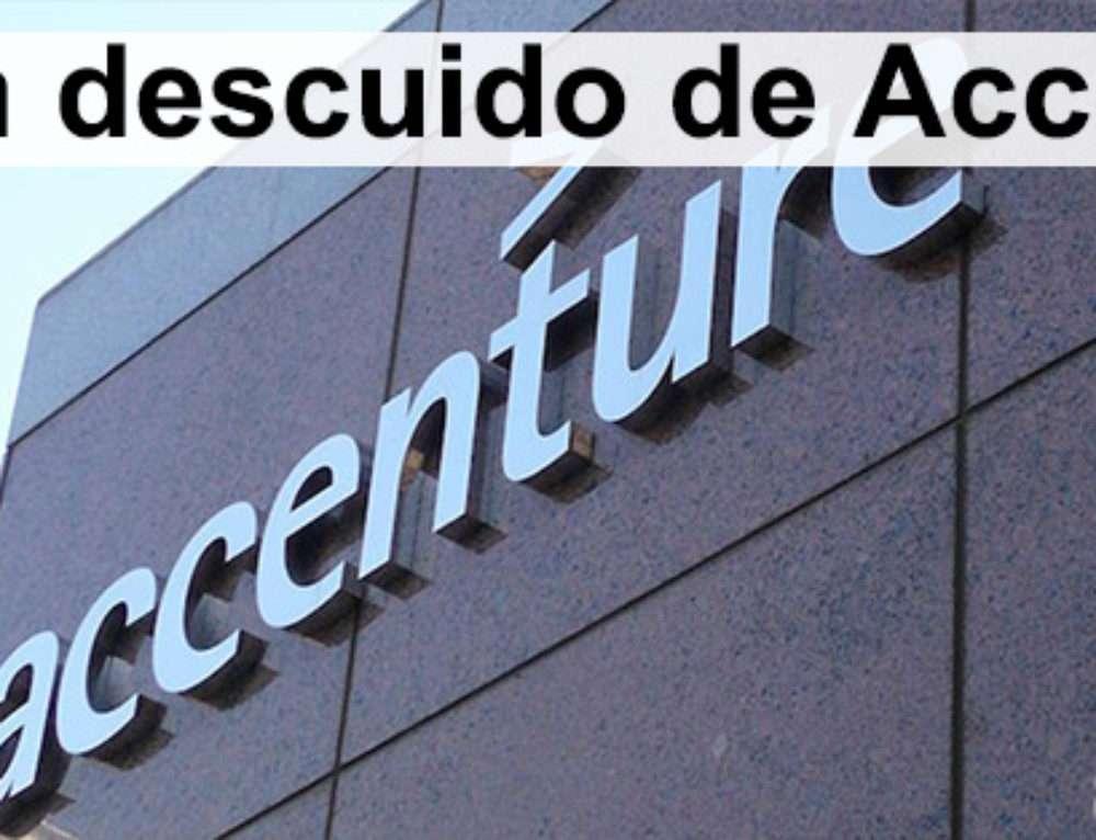 El gran descuido de Accenture