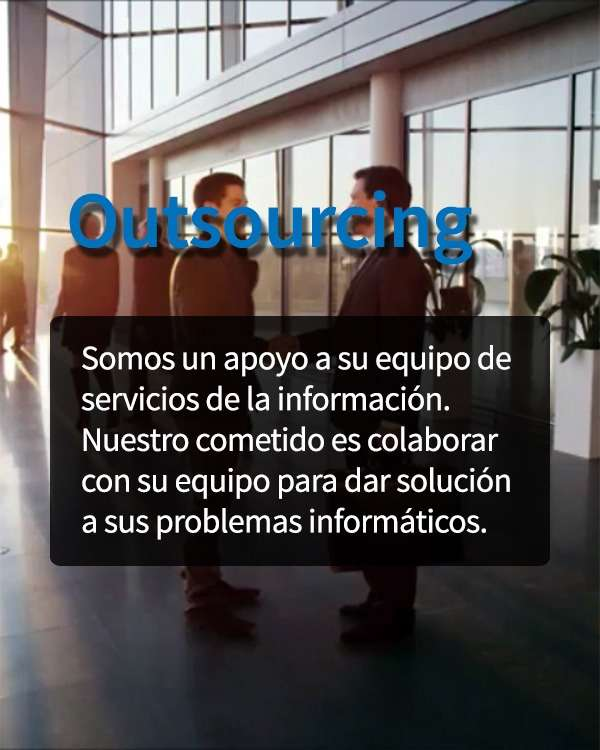 Outsourcing - Ateinco - Consultoría, Outsourcing y Seguridad Informática en Madrid