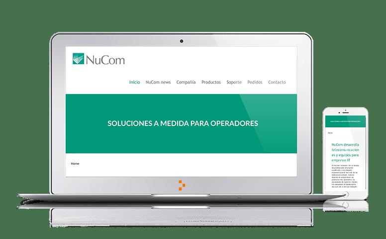 NuCom - Clientes - Ateinco - Consultoría, Outsourcing y Seguridad Informática en Madrid