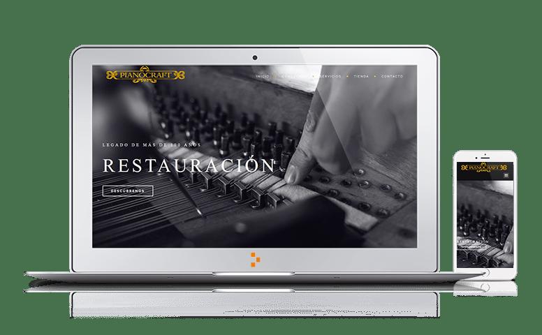Pianocraft - Clientes - Ateinco - Consultoría, Outsourcing y Seguridad Informática en Madrid