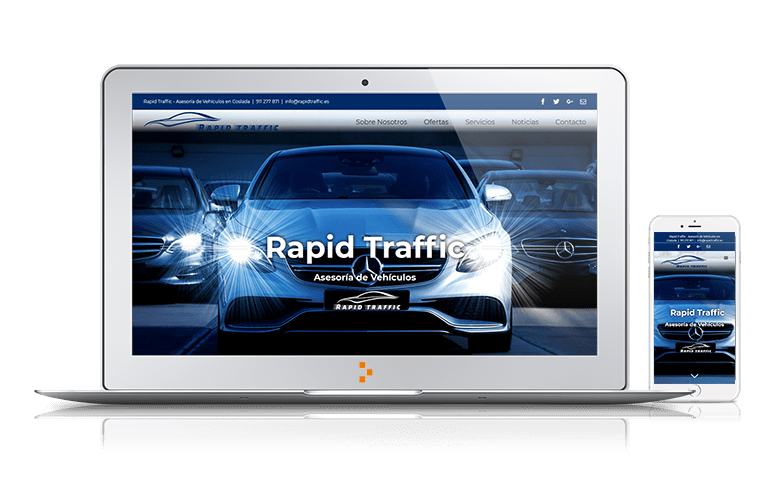 Rapid Traffic - Clientes - Ateinco - Consultoría, Outsourcing y Seguridad Informática en Madrid