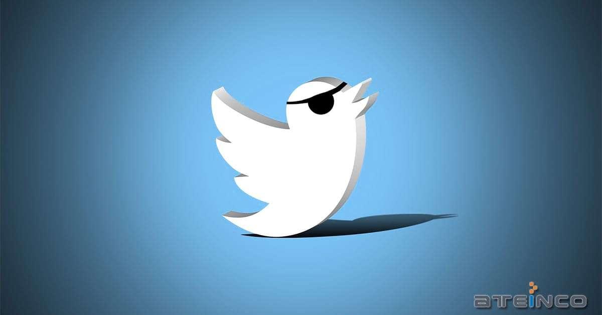 Fallo de seguridad en Twitter - Ateinco - Consultoría, Outsourcing y Seguridad Informática en Madrid