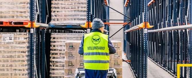 Banco de Alimentos y Ateinco firman acuerdo - Ateinco - Consultoría, Outsourcing y Seguridad Informática en Madrid
