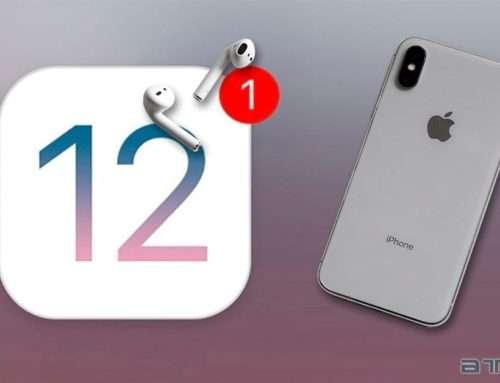 Instalar iOS 12