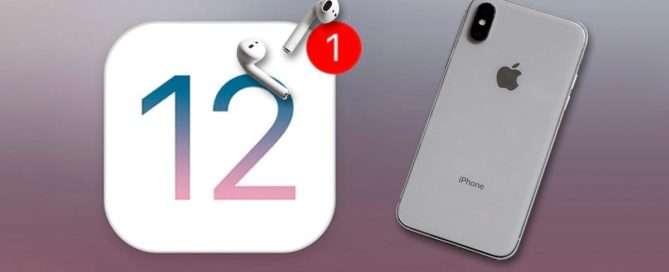 Instalar iOS 12 - Ateinco