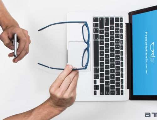 Averiguar la graduación de tus gafas con una app gratuita
