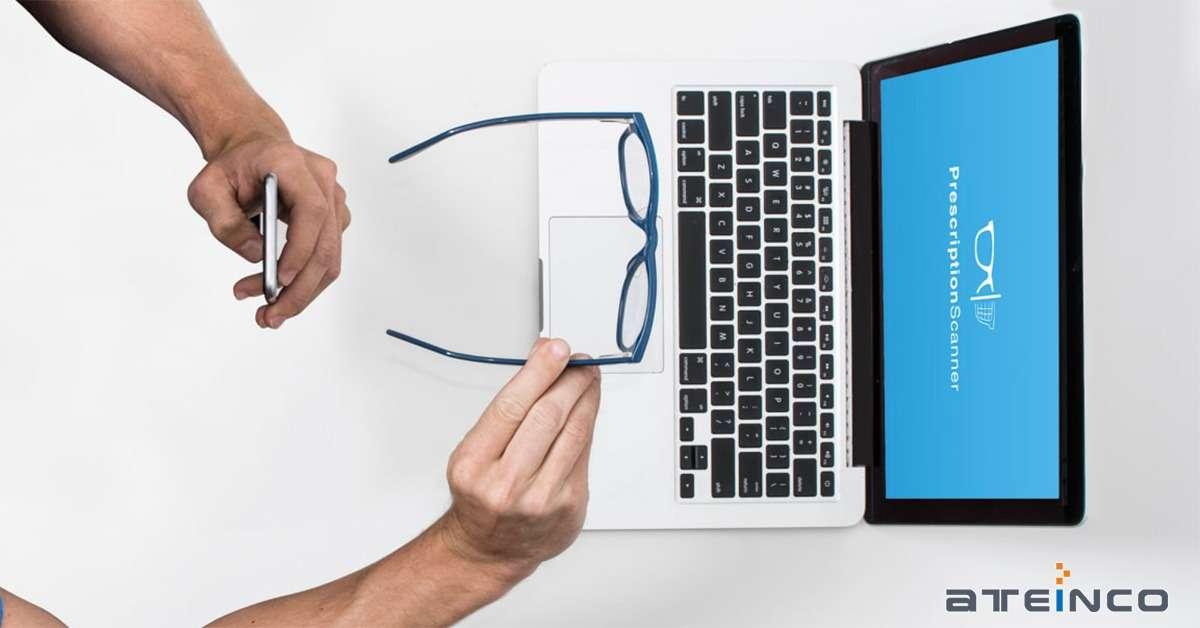 Averiguar la graduación de tus gafas con una app gratuita - Ateinco - Consultoría, Outsourcing y Seguridad Informática en Madrid